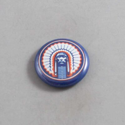 NCAA Illinois Fighting Illini Button 04