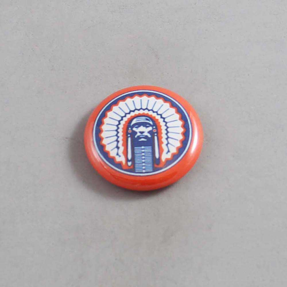 NCAA Illinois Fighting Illini Button 06
