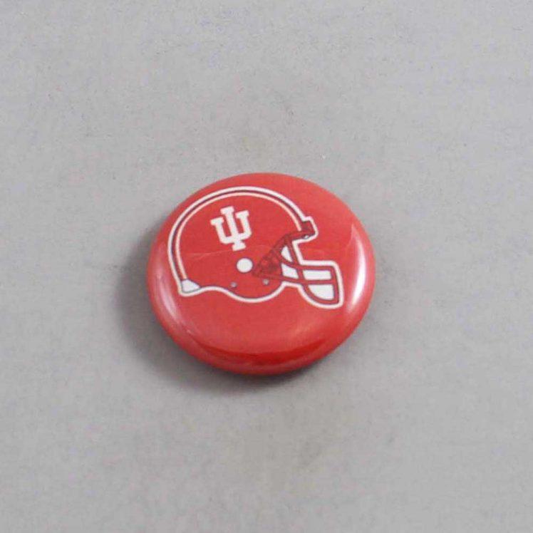 NCAA Indiana Hoosier Button 02