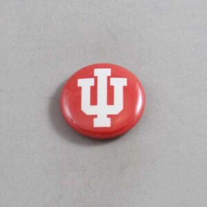 NCAA Indiana Hoosier Button 03