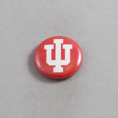 NCAA Indiana Hoosier Button 03