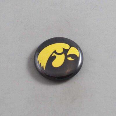 NCAA Iowa Hawkeyes Button 01