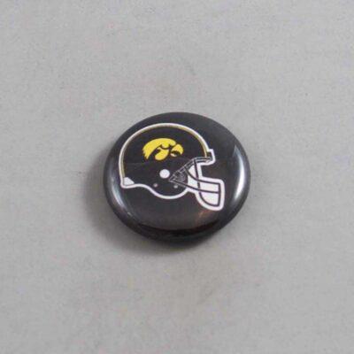 NCAA Iowa Hawkeyes Button 02