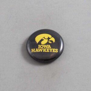 NCAA Iowa Hawkeyes Button 05