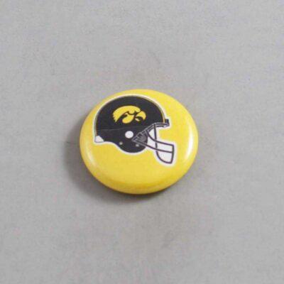 NCAA Iowa Hawkeyes Button 08