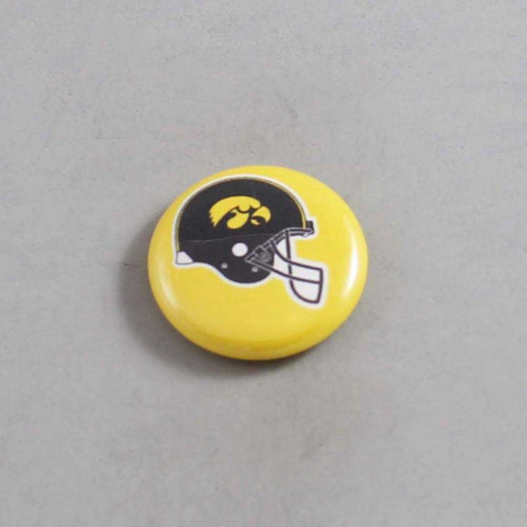 NCAA Iowa Hawkeyes Button 08