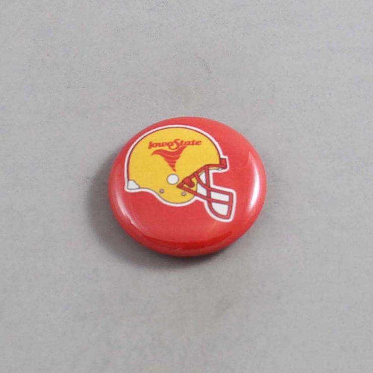 NCAA Iowa State Cyclones Button 04