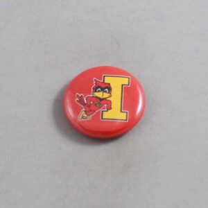 NCAA Iowa State Cyclones Button 07