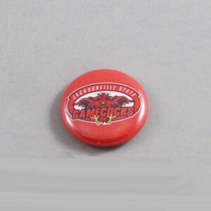 NCAA Jacksonville State Gamecocks Button 01