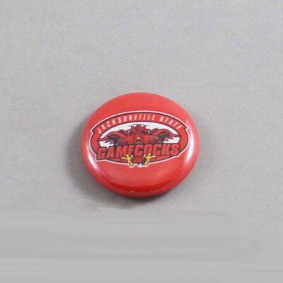 NCAA Jacksonville State Gamecocks Button 01