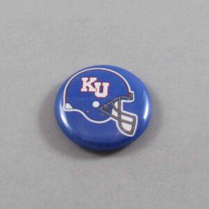 NCAA Kansas Jayhawks Button 01