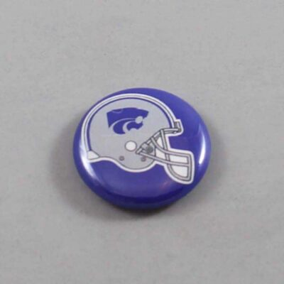 NCAA Kansas State Wildcats Button 01