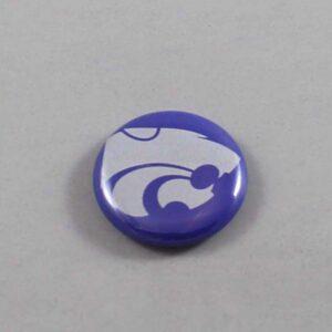 NCAA Kansas State Wildcats Button 02