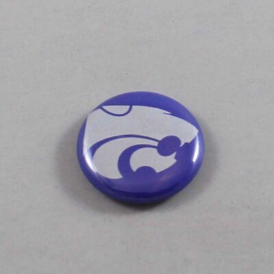 NCAA Kansas State Wildcats Button 02