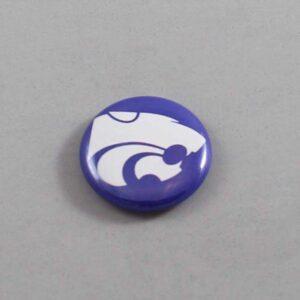 NCAA Kansas State Wildcats Button 03