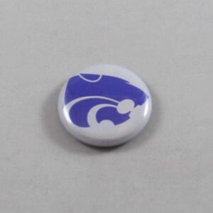 NCAA Kansas State Wildcats Button 04