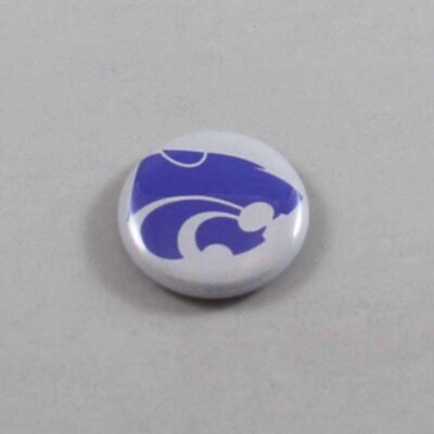 NCAA Kansas State Wildcats Button 04