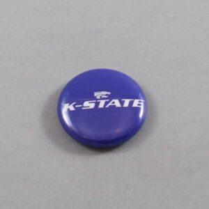 NCAA Kansas State Wildcats Button 05