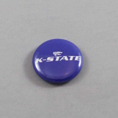 NCAA Kansas State Wildcats Button 05