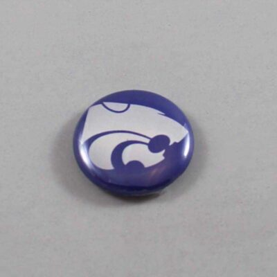 NCAA Kansas State Wildcats Button 06