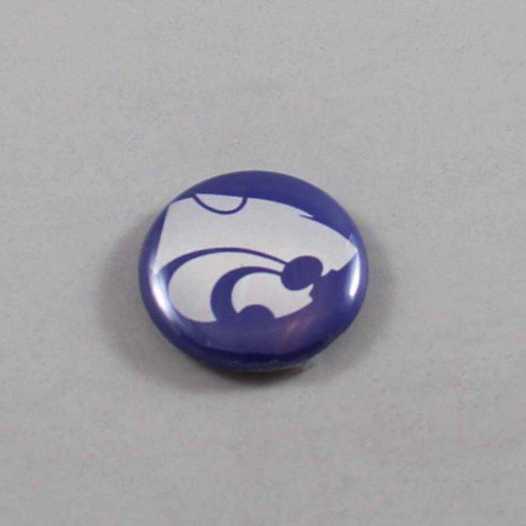 NCAA Kansas State Wildcats Button 06