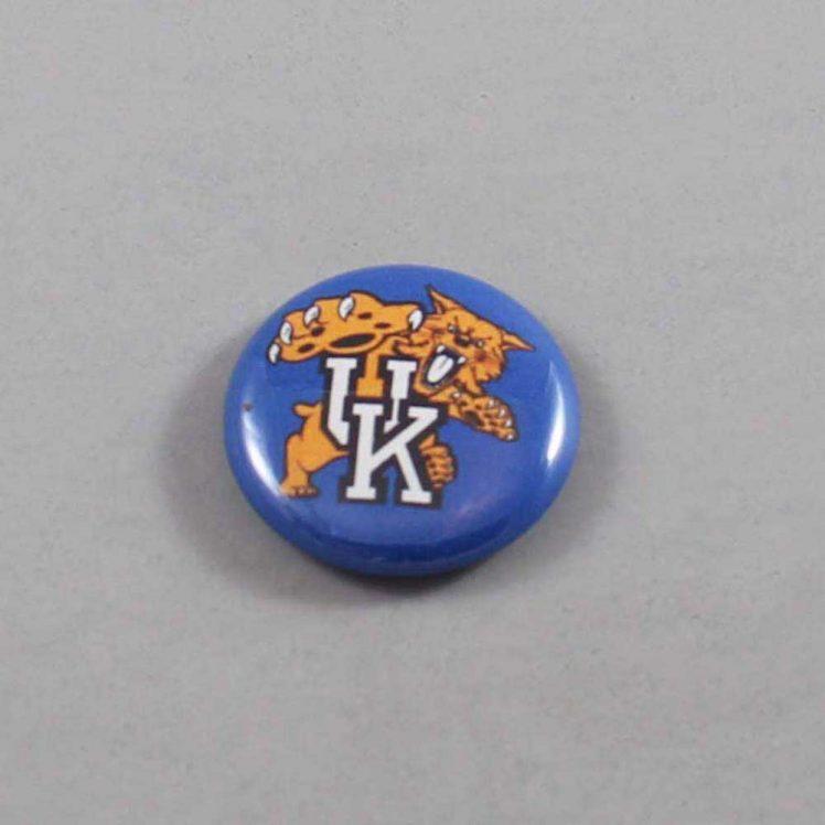 NCAA Kentucky Wildcats Button 01