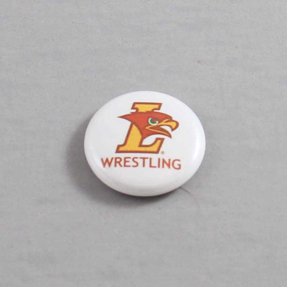 NCAA Lehigh Mountain Hawks Button 01
