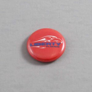 NCAA Liberty Flames Button 02