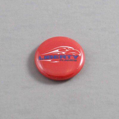 NCAA Liberty Flames Button 02