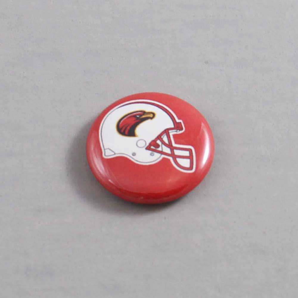 NCAA Louisiana Monroe Warhawks Button 01