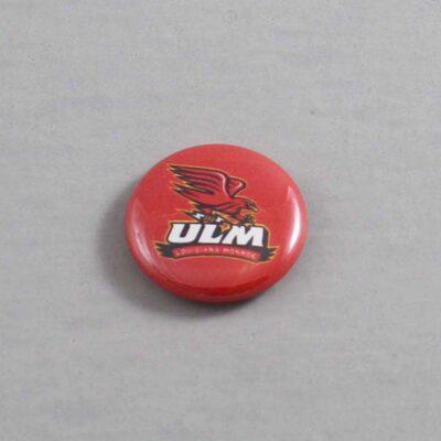 NCAA Louisiana Monroe Warhawks Button 03