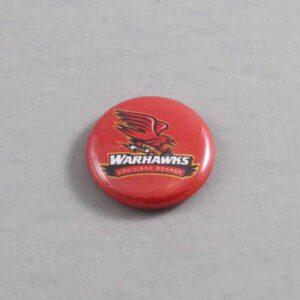 NCAA Louisiana Monroe Warhawks Button 04