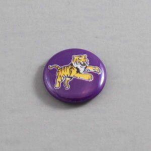 NCAA Louisiana State Tigers Button 05