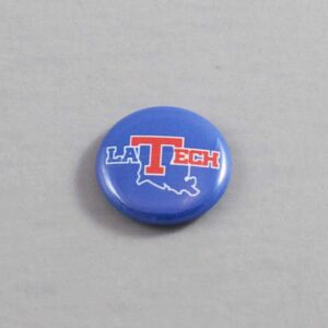 NCAA Louisiana Tech Bulldogs Button 01