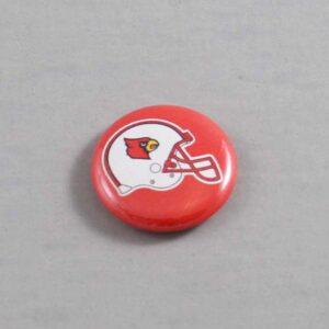 NCAA Louisville Cardinals Button 02