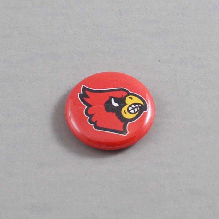 NCAA Louisville Cardinals Button 03