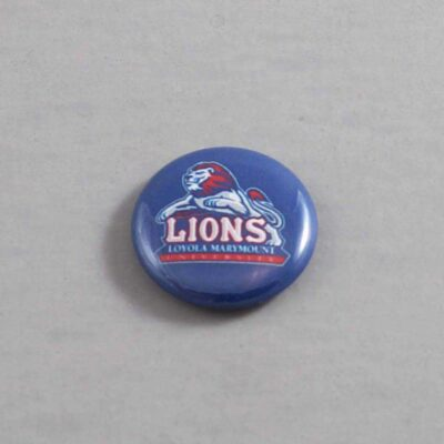 NCAA Loyola Marymount Lions Button 02
