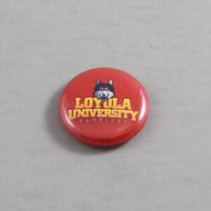 NCAA Loyola Ramblers Button 02
