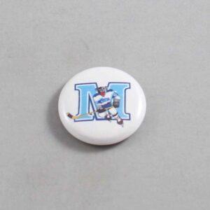 NCAA Maine Black Bears Button 02
