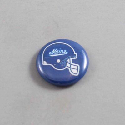 NCAA Maine Black Bears Button 05