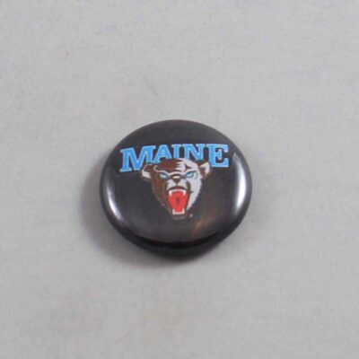 NCAA Maine Black Bears Button 06