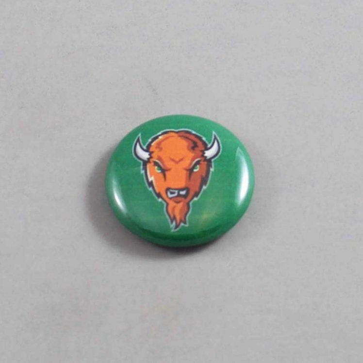 NCAA Marshall Thundering Herd Button 05