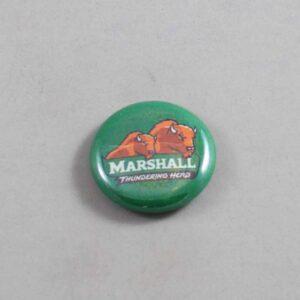 NCAA Marshall Thundering Herd Button 07
