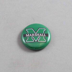 NCAA Marshall Thundering Herd Button 08