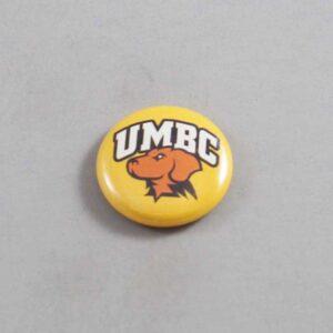 NCAA Maryland Baltimore County Retrievers Button 01