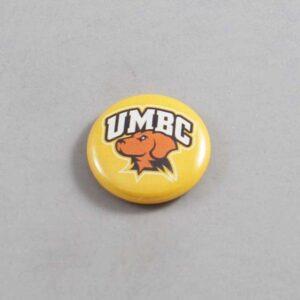 NCAA Maryland Baltimore County Retrievers Button 02