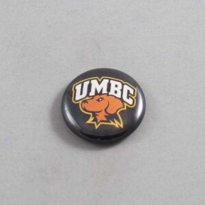 NCAA Maryland Baltimore County Retrievers Button 03