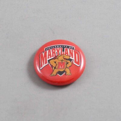 NCAA Maryland Terrapins Button 05