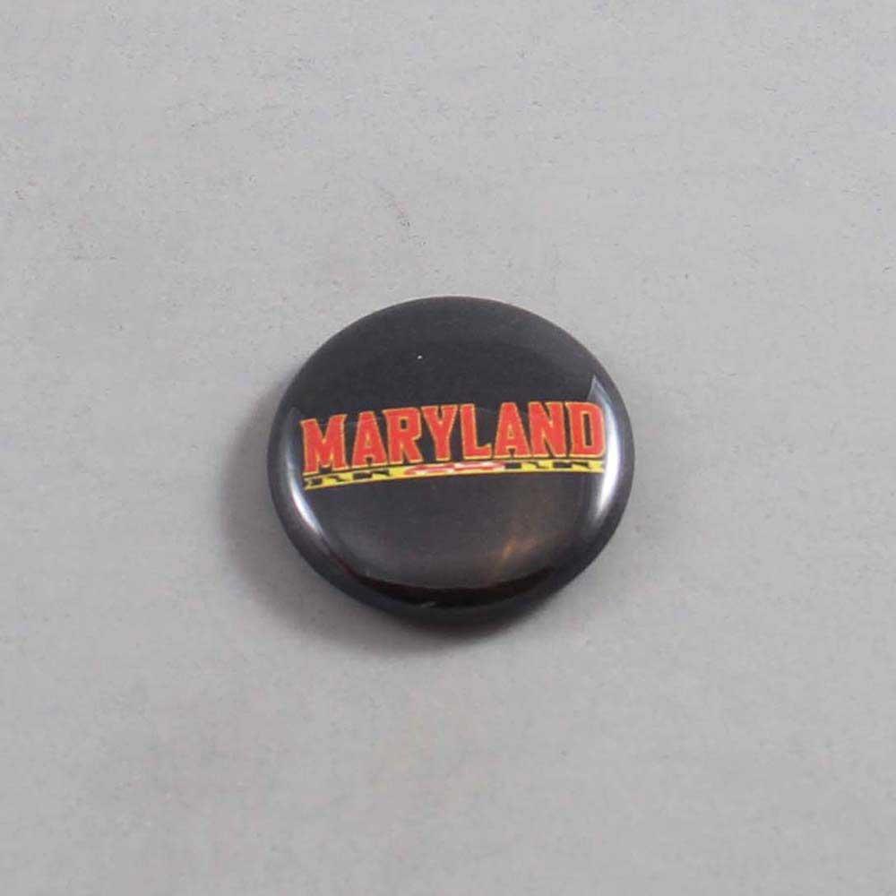 NCAA Maryland Terrapins Button 06