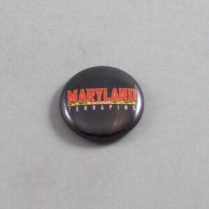NCAA Maryland Terrapins Button 07